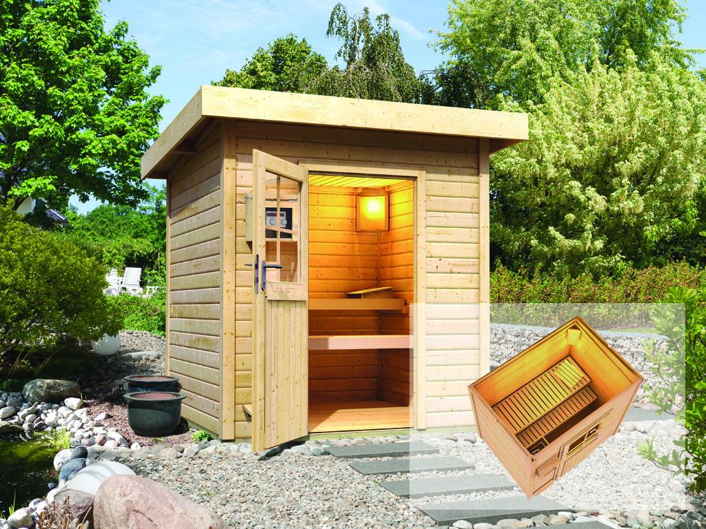 gartensauna g nstig schwimmbad und saunen. Black Bedroom Furniture Sets. Home Design Ideas