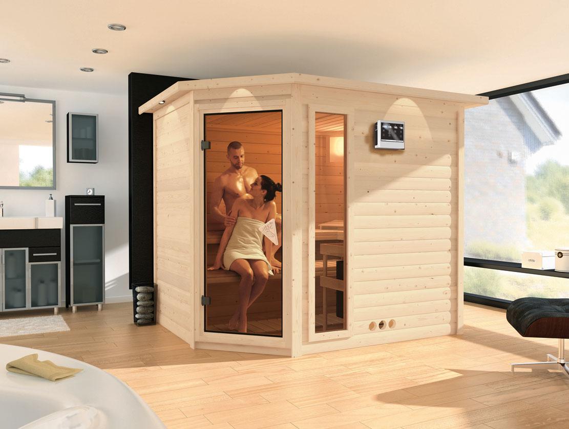 karibu saunen g nstig online kaufen bei gamoni karibu 40. Black Bedroom Furniture Sets. Home Design Ideas