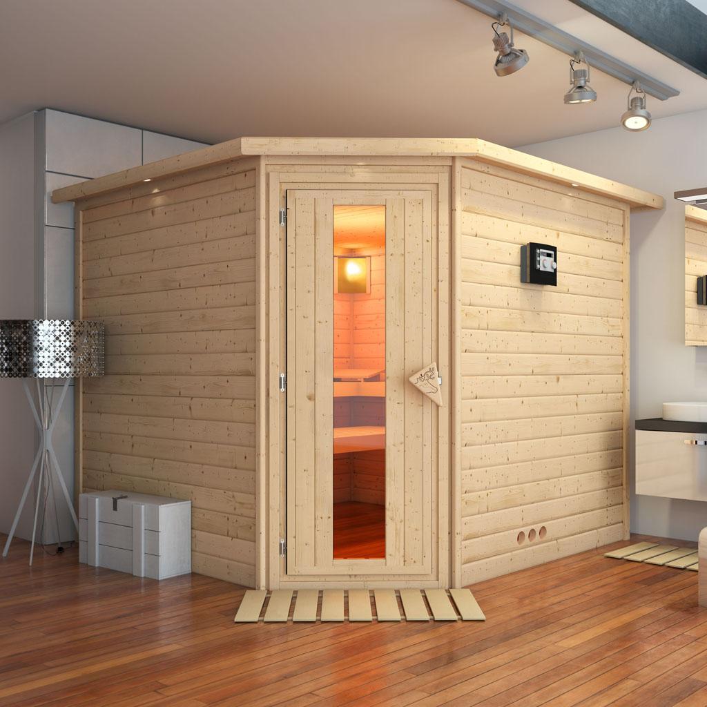 Karibu Gartenhäuser Versandhandel by Gamoni.de. Woodfeeling Saunen