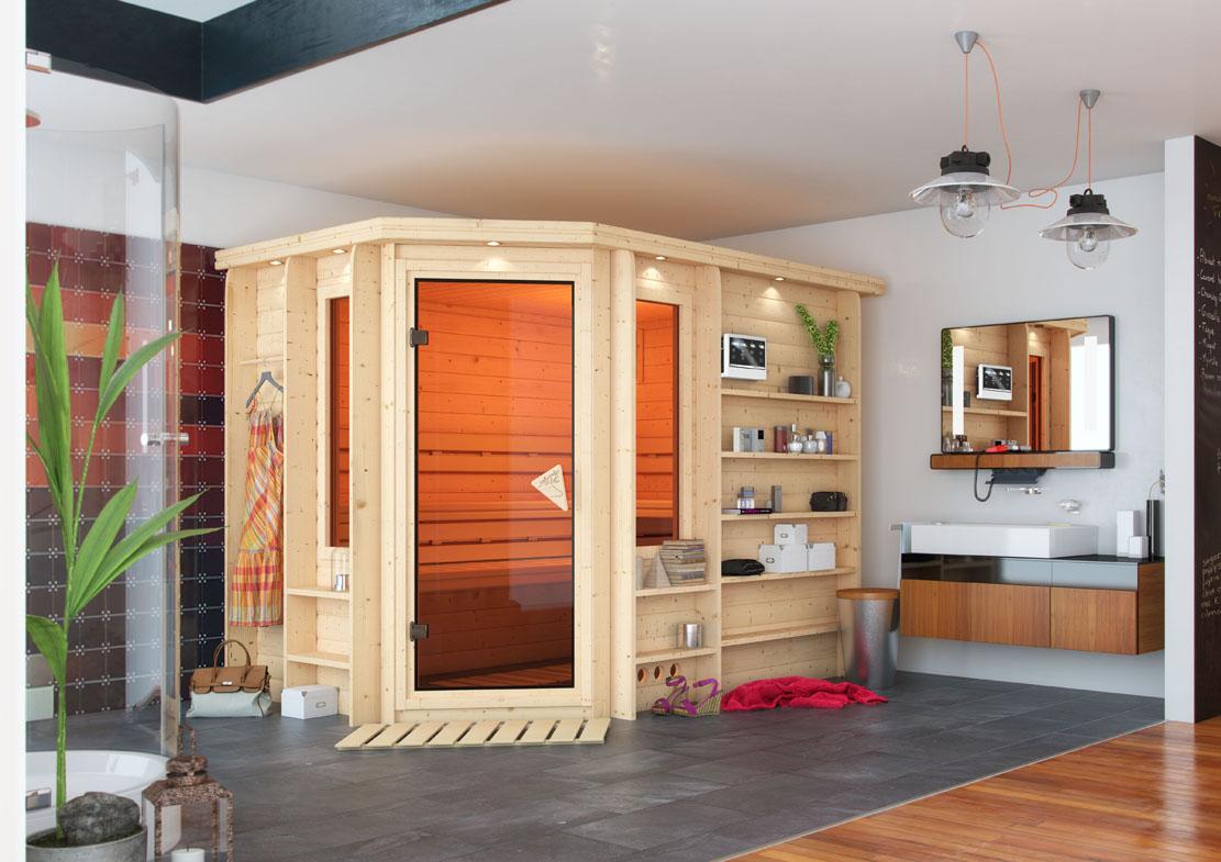 Karibu Saunen Gunstig Online Kaufen Bei Gamoni Karibu Premium Sauna